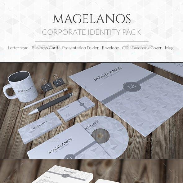 Magelanos Corporate Identity Pack