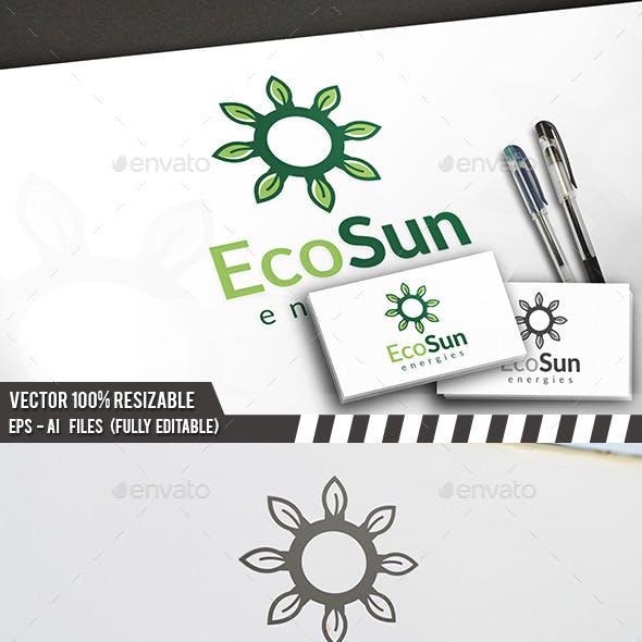 Green Sun Logo