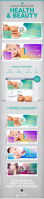 Facebook Timeline Covers - Health & Beauty - Facebook Timeline Covers Social Media
