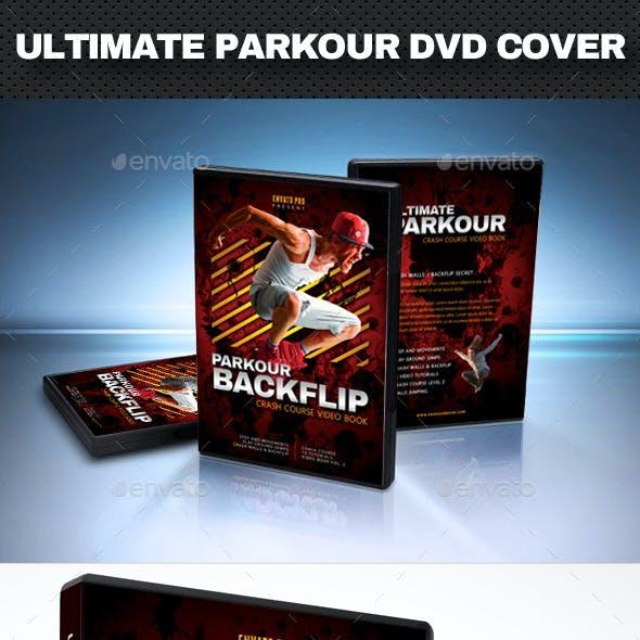Ultimate Parkour DVD Cover Template V2