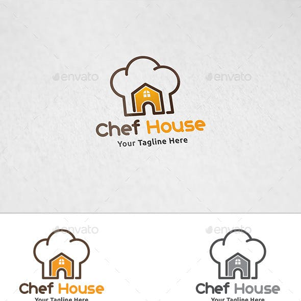 Chef House - Logo Template
