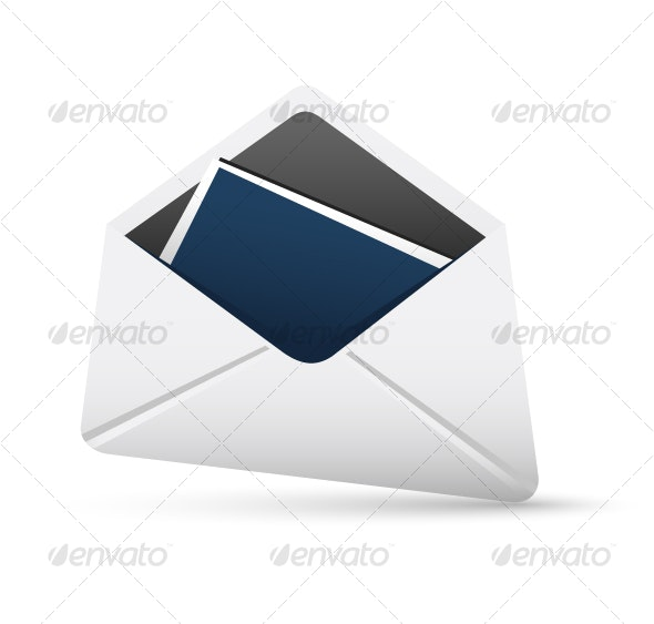 Email Icon - Web Icons
