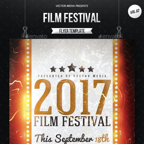 Film Festival - Flyer [Vol.2]