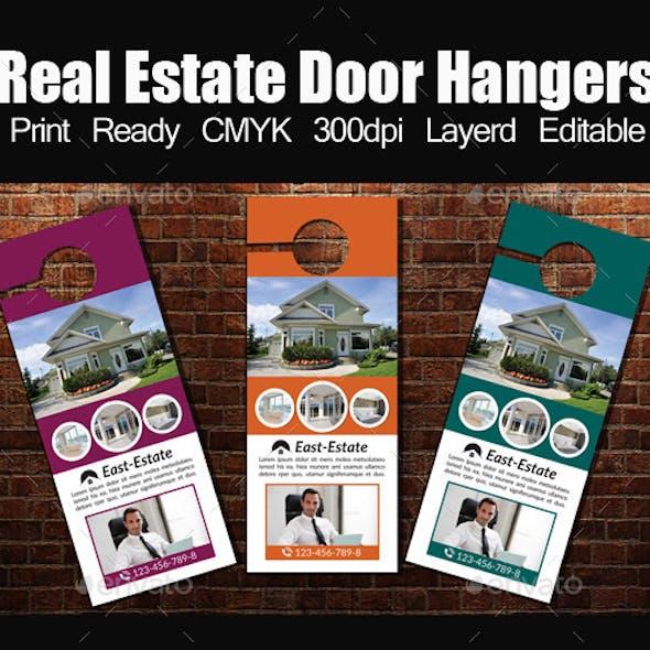 Real Estate Door Hanger Template