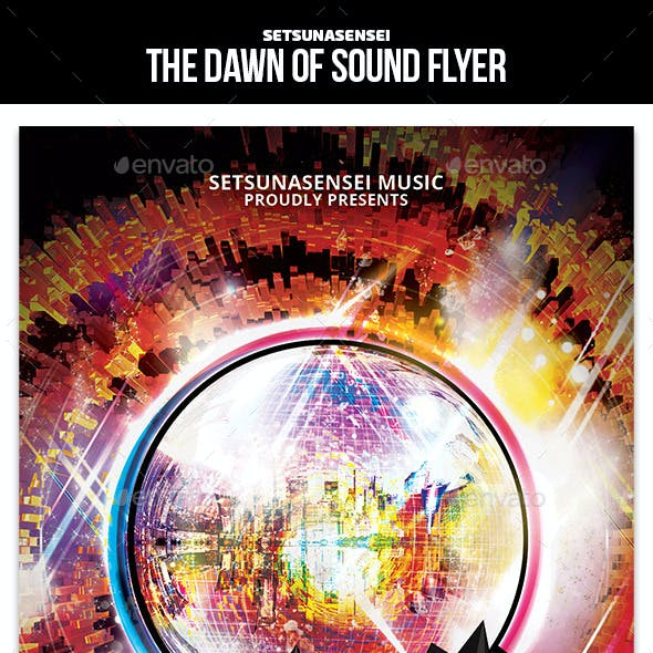 Dawn of Sound Flyer