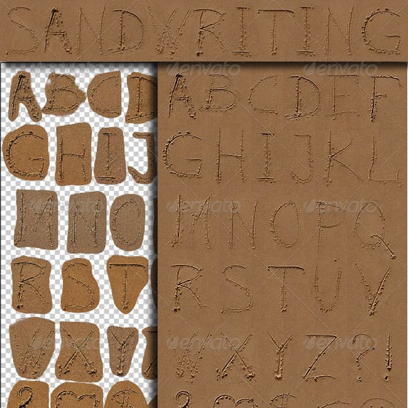 Sandwriting