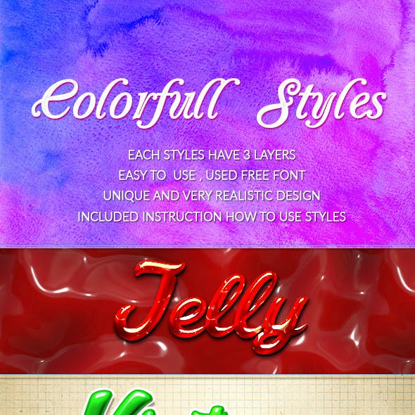 Colorfull Styles