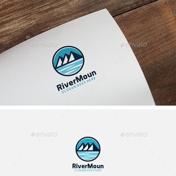 River Mountain Logo