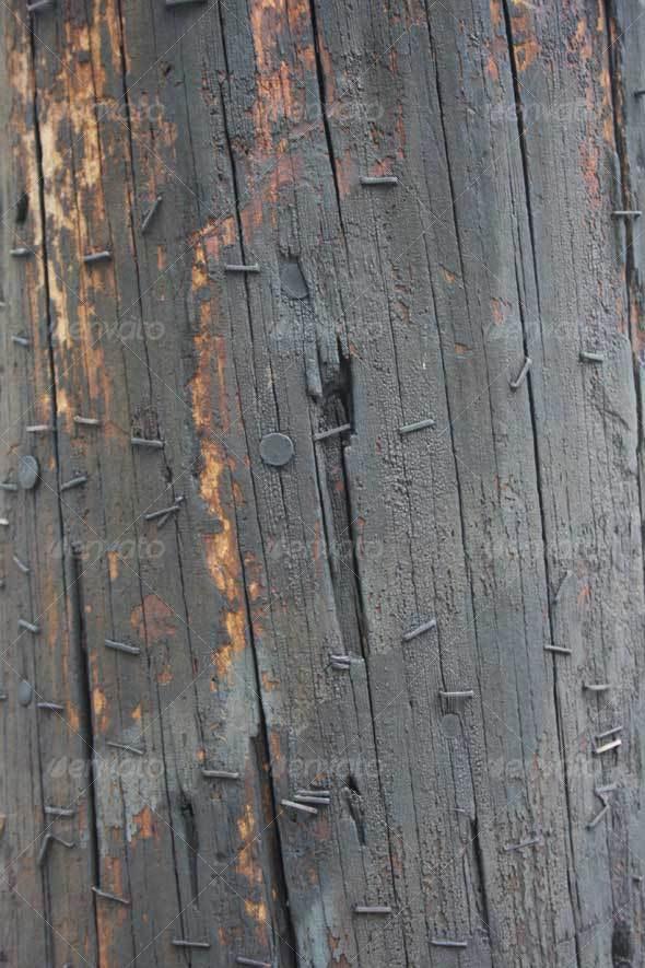 Grunge Wood - Wood Textures