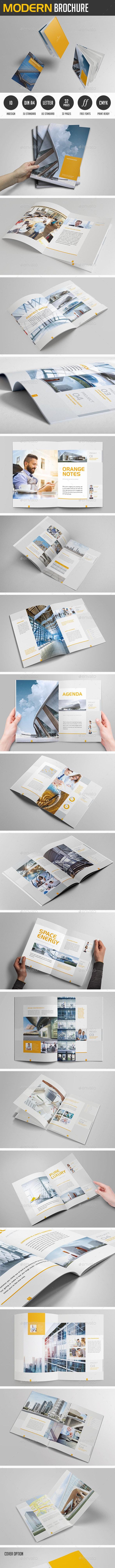 Modern Brochure - Corporate Brochures