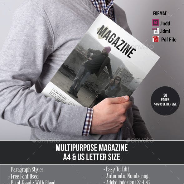 Multipurpose Magazine