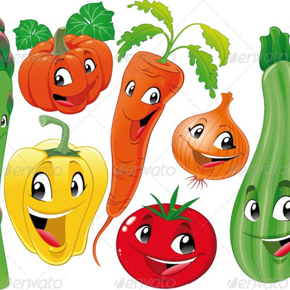 Vegetable Family