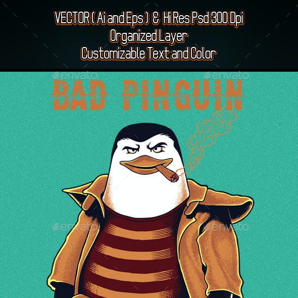 Bad Pinguin