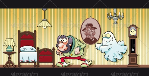 Haunted house. - Halloween Seasons/Holidays