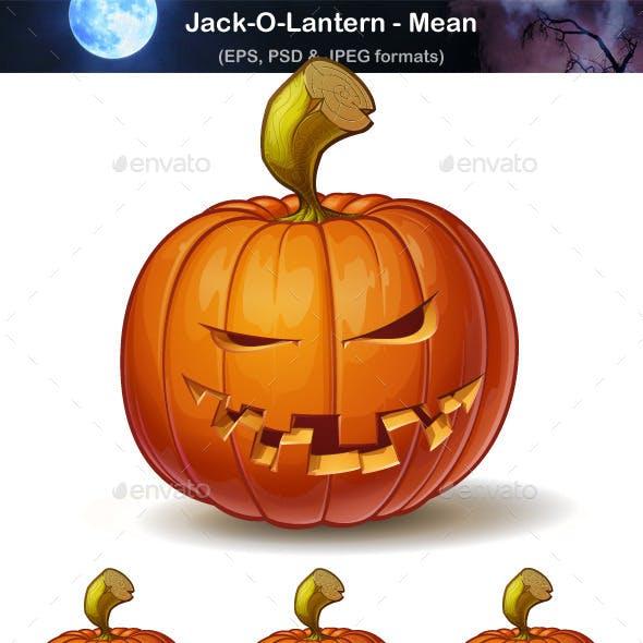 Jack-o-Lantern - Mean