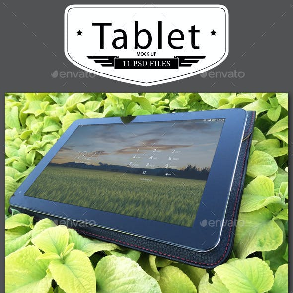 11 Tablet Mock Up