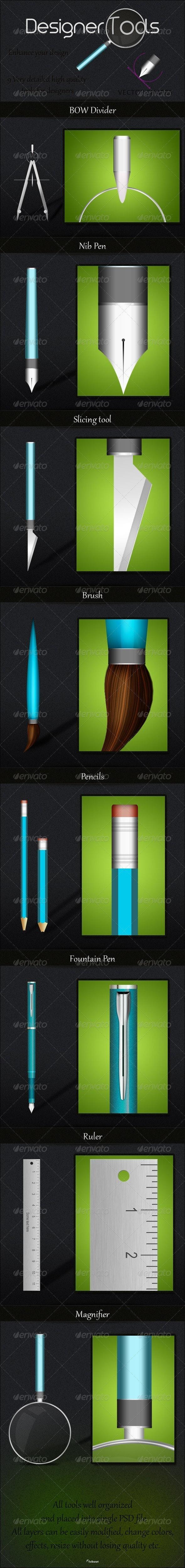 Designer Tools - Miscellaneous Graphics