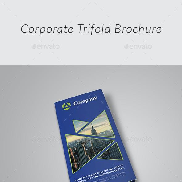 Brochures Pack Set A4 + Trifold + Flyer