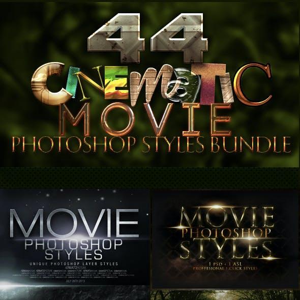 44 Cinematic Movie Styles