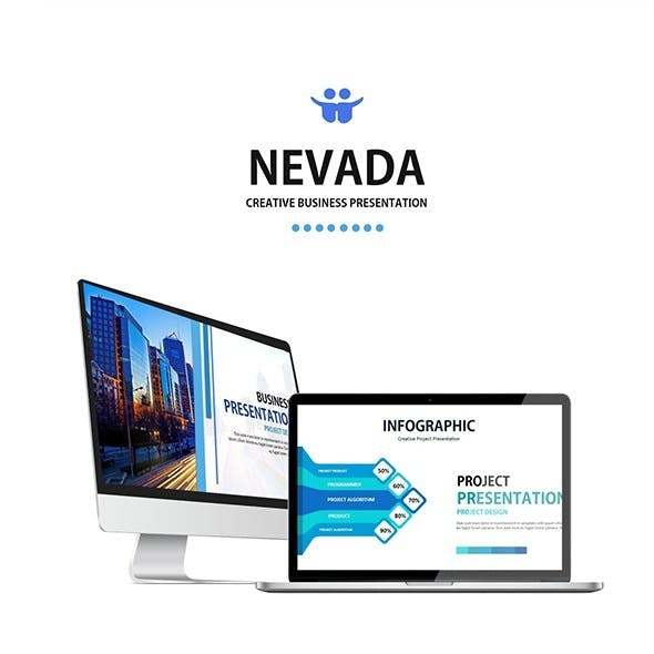 NEVADA - Powerpoint Business Presentation