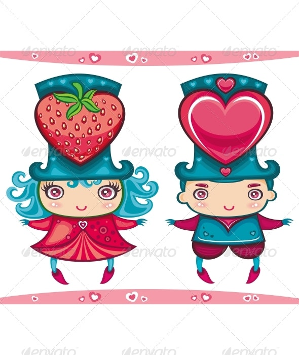 Sweet couple - Valentines Seasons/Holidays