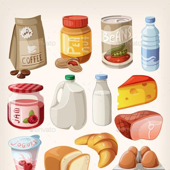 Common Market Goods