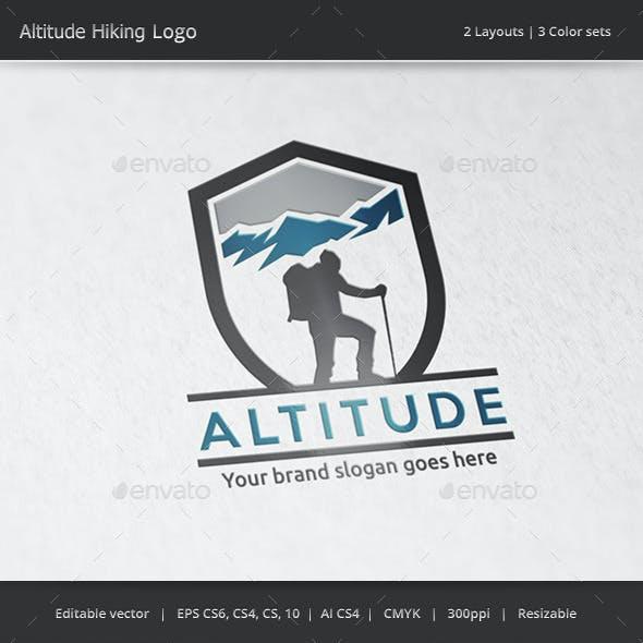 Altitude Trekking Logo
