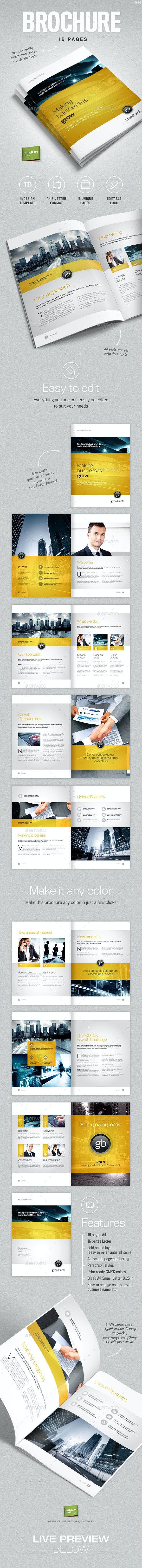 Business Brochure Vol. 8 - Corporate Brochures