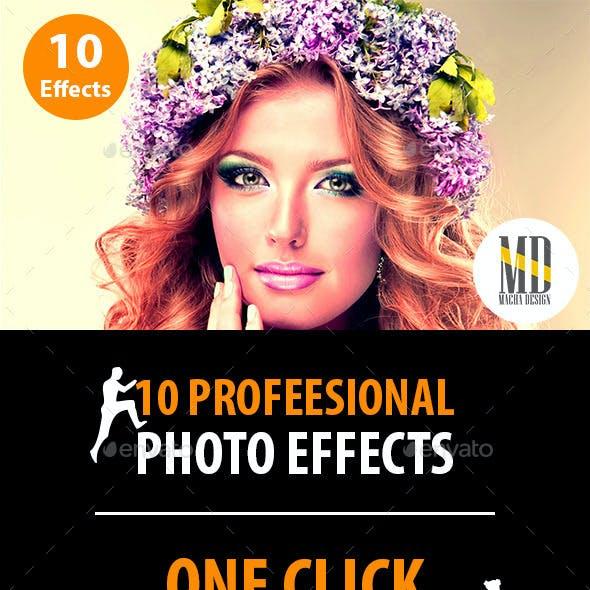 10 High Quality Artistic Photo Templates