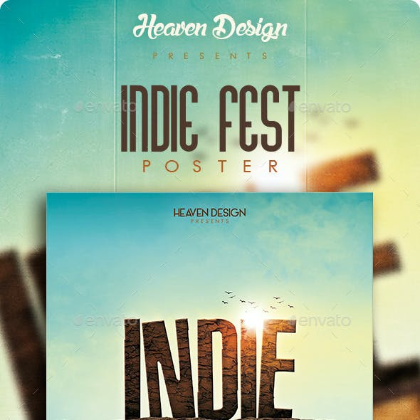 Indie Fest | Poster