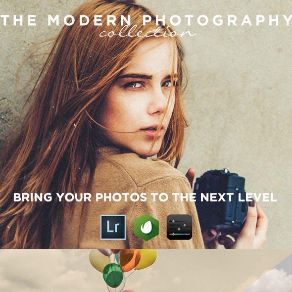 The Modern Photography - Lightroom presets