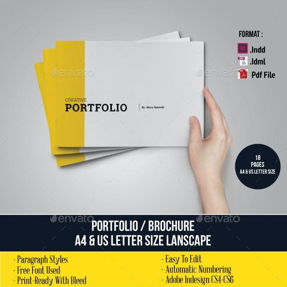 Design Portfolio Brochure Templates from GraphicRiver (Page 5)