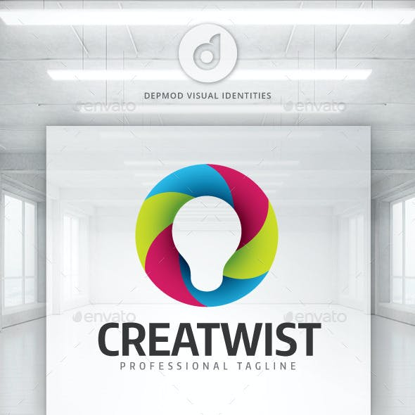 CreaTwist Logo