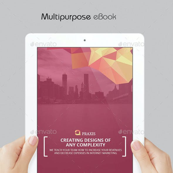 Multipurpose eBook