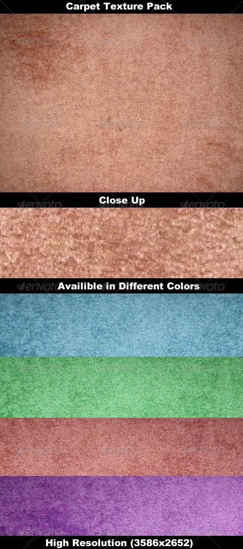 Carpet Textures Pack - Fabric Textures