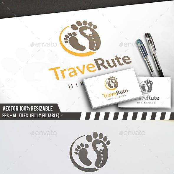 Foot Travel Logo