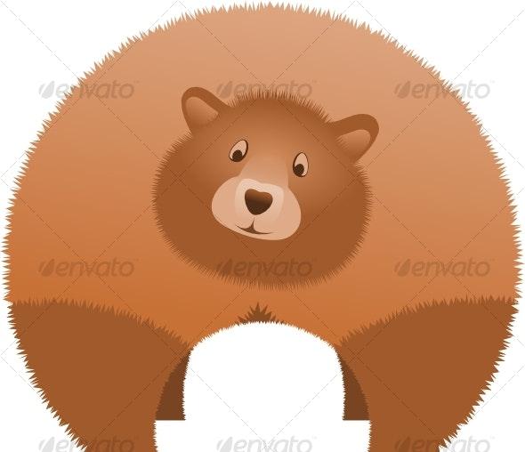 Bear - Characters Vectors