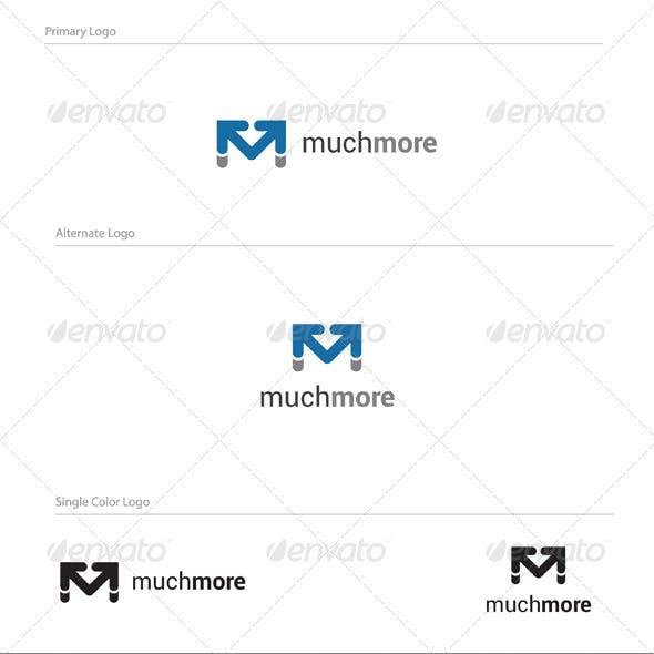 Much More Logo Design