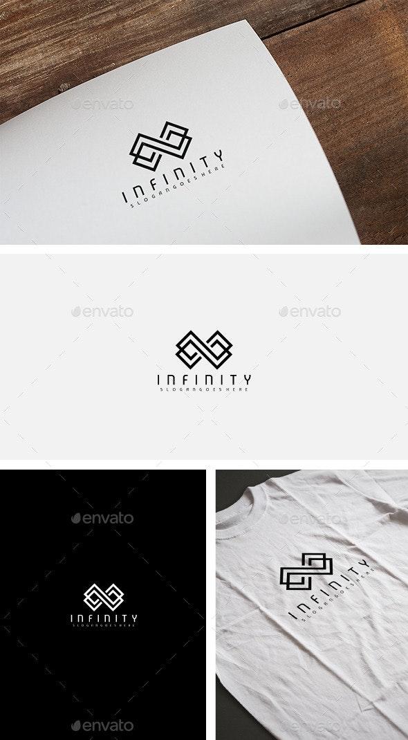 Infinity Luxury Logo - Symbols Logo Templates