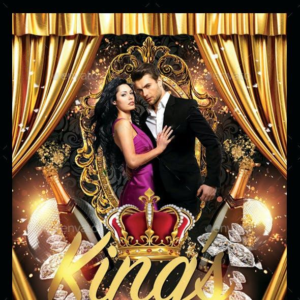 Kings Night Flyer