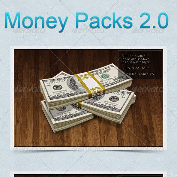 Money Packs 2.0