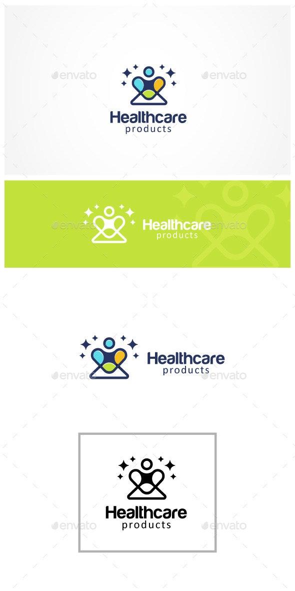 Healthcare Logo - Humans Logo Templates