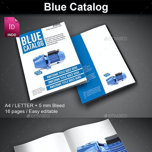 Blue Catalog
