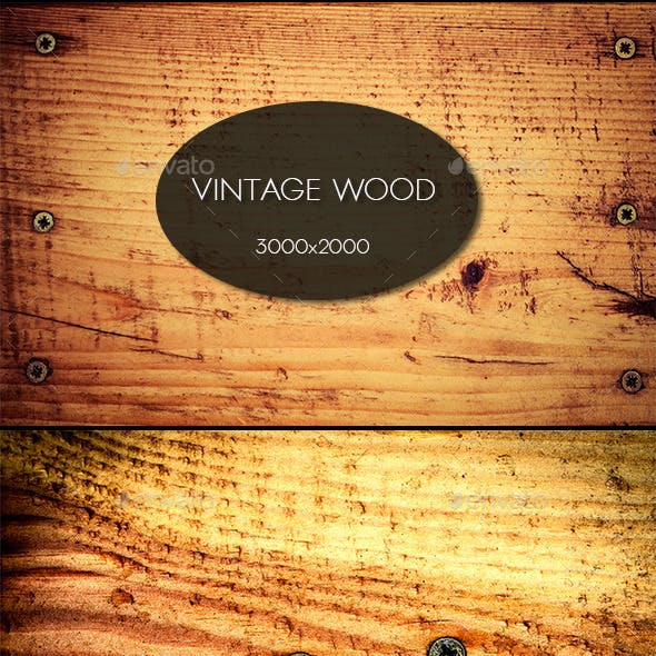 Vintage Wood.8