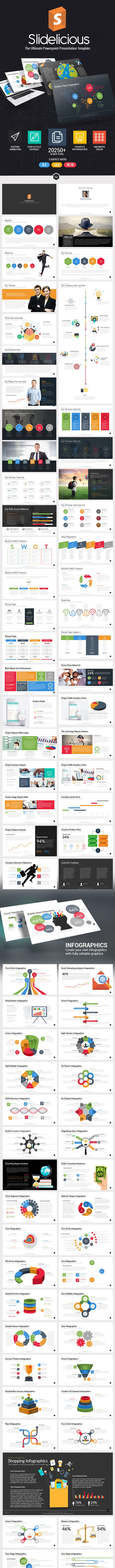 Slidelicious-The Ultimate Powerpoint Presentation - Business PowerPoint Templates