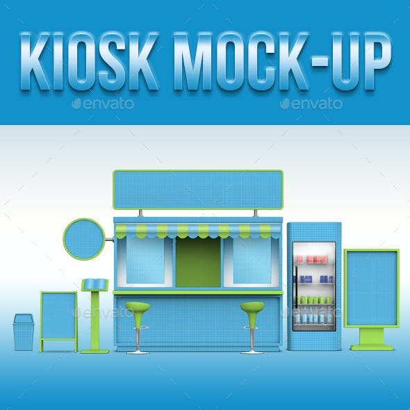 Kiosk Mock-Up