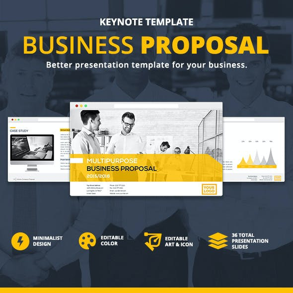 Business Proposal Keynote