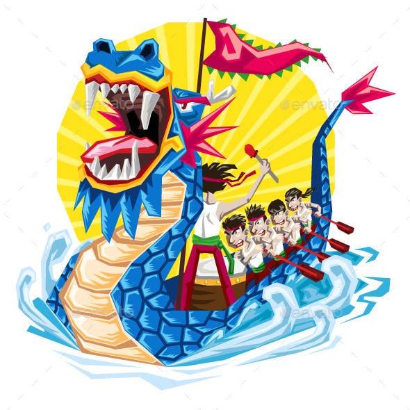 Duanwu Dragon Boat Festival