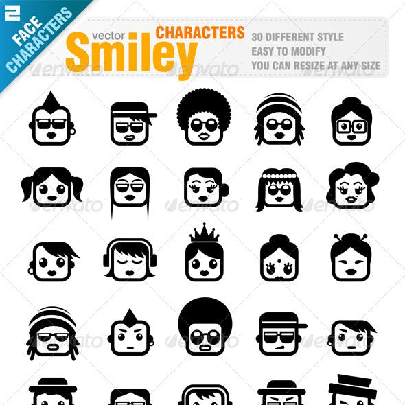 Smiley Characters