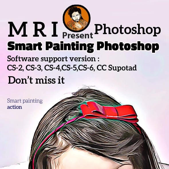 Smart Painting Photoshop